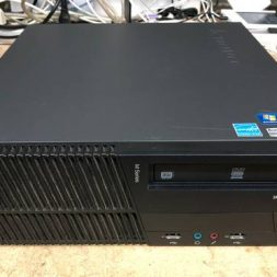 Lenovo Thinkcenter M81 Desktop Front