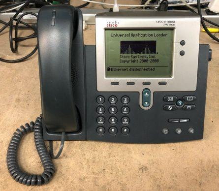 Cisco IP Phone 7940 Series CP-7940G