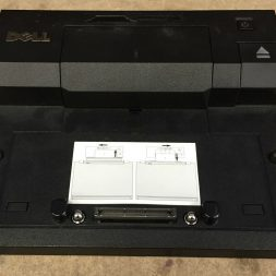 Dell Pro3X USB 3.0 Laptop Docking Station Port Replicator