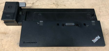 Lenovo ThinkPad Pro Dock Type 40A1 USB 3.0 Laptop Port Replicator