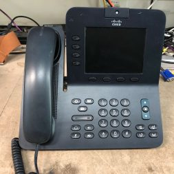 Cisco 8941 Unified IP Phone CP-8941-K9 V01 PoE VOIP Phone