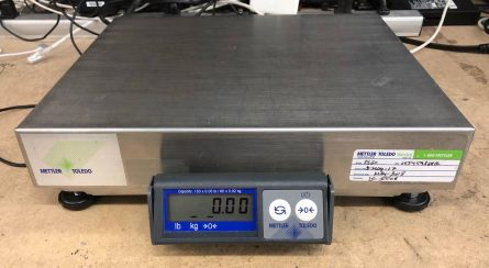 Mettler Toledo PS60 150lb/60kg Certified Postal Shipping Scale