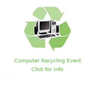 computer recycling brampton