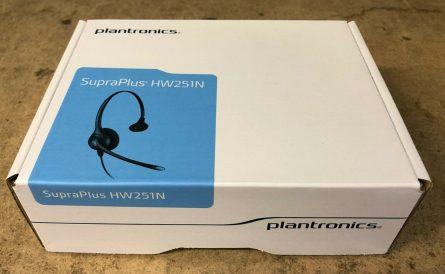 Plantronics SupraPlus HW251N Headset
