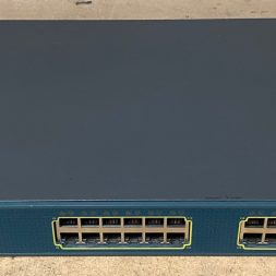 Cisco 3560 Catalyst Series 24-Port PoE Network Switch WS-C3560-24PS-S